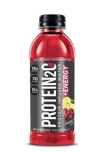 picture of Protein2o + Energy Cherry Lemonade Protein Infused Water 12-pk Sale