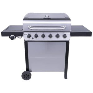 picture of Char-Broil Performance 6-Burner Liquid Propane Gas Grill w/ Side Burner Sale