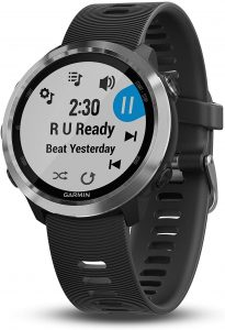 picture of Garmin Forerunner 645 Fitness/GPS Music, Contactless Payments Watch Sale