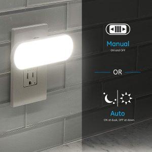 picture of GE Ultrabrite LED Light Bar with Sensor, 2 Pack Sale