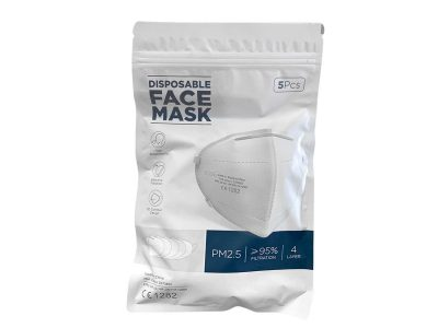 picture of KN95 and Surgical Protective Face Mask Protection