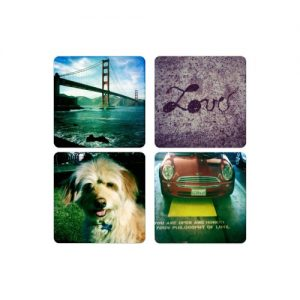 picture of Six Personalized Photo Magnets Sale