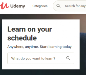 picture of Limited time Udemy Online Courses from $11.99!