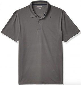 picture of Amazon Essentials Men's Slim-Fit Quick-Dry Golf Polo Shirt Sale