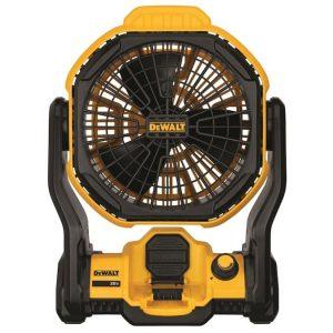 picture of Dewalt 20V Max Jobsite Fan + DeWALT 20V Max 3 Amp Power Tool Battery Kit w/ Charger Sale