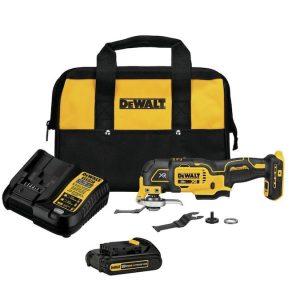 picture of DEWALT 3 Speed Cordless Oscillating Multi-Tool Kit