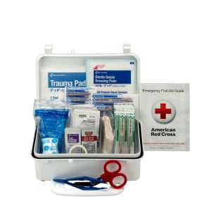 picture of First Aid Only 57 Piece First Aid Kit, OSHA Compliant, Sale