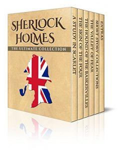 picture of Free Sherlock Holmes: The Ultimate Collection (Illustrated) Kindle Edition