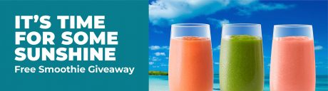 picture of Free Tropical Smoothie Cafe Giveaway