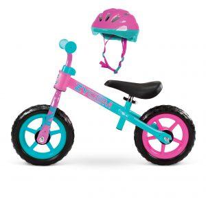 picture of Expiring Today: Zycom My 1st Balance Bike w/ Helmet (Teal/Pink) Sale