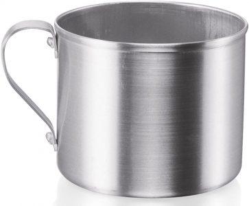 picture of Imusa 0.7 Quart Aluminum Mug Sale
