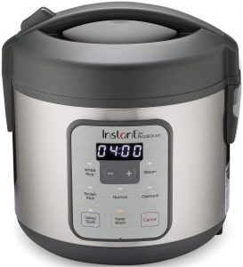 picture of Instant Pot Zest Rice Cooker 8 Cup Sale