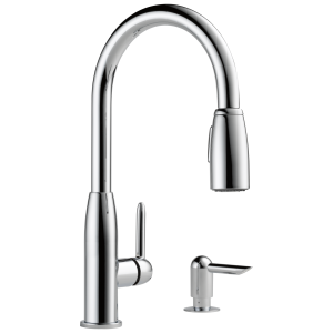 picture of Peerless Pull-Down Kitchen Faucet Sale