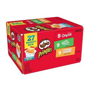picture of Pringles Variety Pack - 27 Item Sale