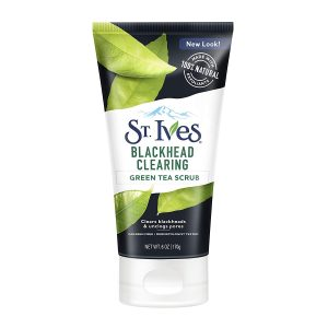 picture of St. Ives Blackhead Clearing Face Scrub, Green Tea, 6 oz Sale