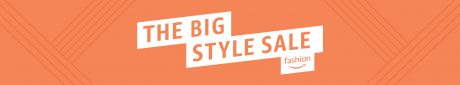 picture of The Big Style Sale at Amazon