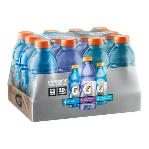 picture of Gatorade Original Thirst Quencher Frost Variety Pack, 20 Fl Oz (Pack of 12) Sale