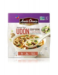 picture of Annie Chun's Udon Soup Noodle Bowl 5.9-oz Pack of 6 Sale
