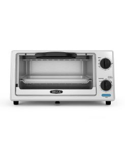 picture of Bella - 4-Slice Stainless Steel Toaster Oven Sale