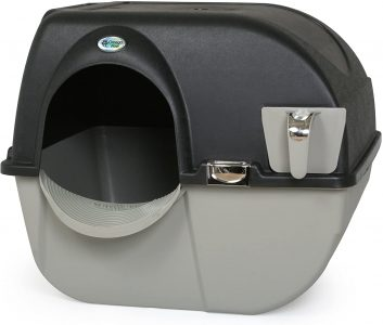 picture of Omega Paw Roll N Clean Self Cleaning Litter Box Sale
