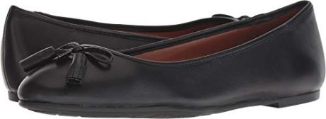 picture of Coach Bea Leather Flats Sale