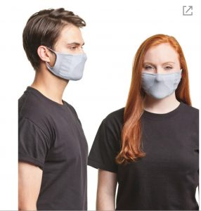 picture of Hanes Signature Stretch-To-Fit Masks 6-Pack Sale