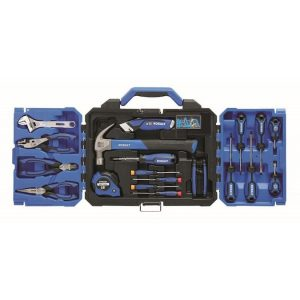 picture of Kobalt 121-Piece Household Tool Set w/ Folding Case Sale