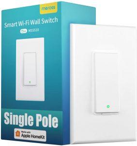 picture of meross Single Pole WiFi Smart Light Switch Sale