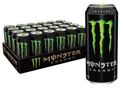 picture of Monster Energy Drink, Green, Original, 16 Ounce (Pack of 24) Sale