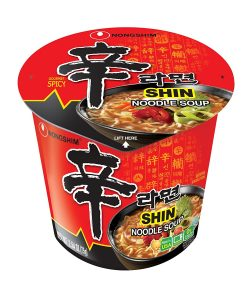 picture of Nongshim Shin Cup Noodle, Gourmet Spicy 6-pk Sale