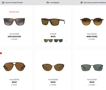 picture of 50% off Select Ray-Ban Styles