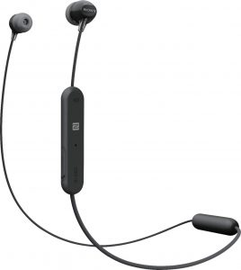 picture of Sony - WI-C300 Wireless In-Ear Headphones Clearance - 3 Months Free Tidal