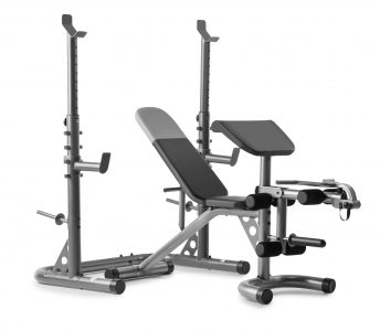 picture of Weider XRS 20 Adjustable Olympic Workout Bench