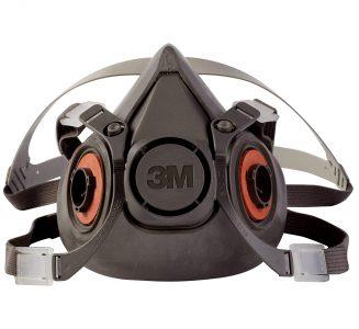 picture of 3M Half Facepiece Reusable Respirator 6300 Sale