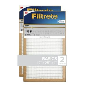 picture of Filtrete Basic Flat Panel Air Filter, 2-Pack, Sale