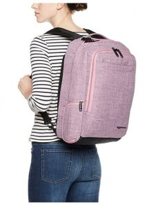 picture of AmazonBasics Slim Carry On Travel Backpack Sale