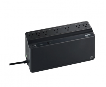 picture of APC 650VA 7-Outlet Back-UPS Battery Backup