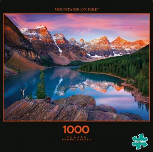 picture of Buffalo Games 1000 Piece Jigsaw Puzzle Sale