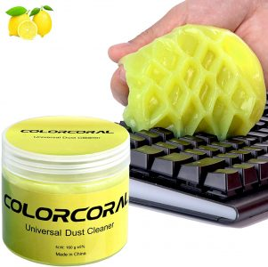 picture of Cleaning Gel Universal Dust Cleaner for Keyboards, Cars, Etc