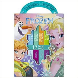 picture of Disney Frozen My First Library Board Book Block 12-Book Set Sale