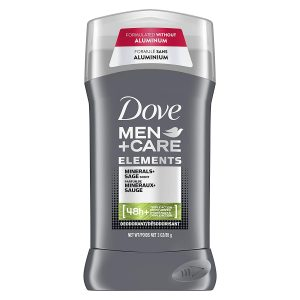 picture of Dove Men+Care Elements Antiperspirant Deodorant,Mineral and Sage, Sale