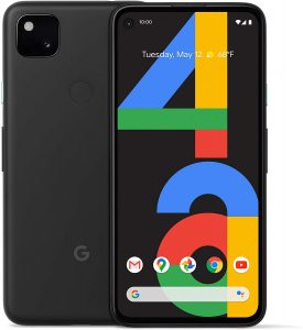 picture of Google Pixel 4a 128GBw/ 5G Unlocked Sale