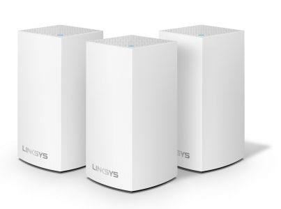 picture of Linksys Velop AC3600 Tri-band Whole Home WiFi Intelligent Mesh System 3pk