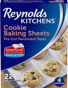 picture of Reynolds Kitchens Non-Stick Baking Parchment Paper Sheets - 12x16 Inch, 22 Count Sale