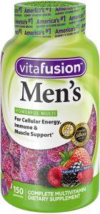 picture of Vitafusion Mens Gummy Vitamins 150 Count Sale