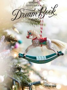 picture of Hallmark 2020 Keepsake Dream Book