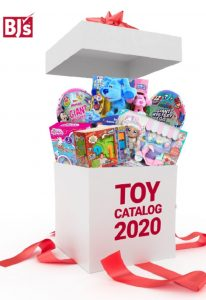 picture of BJ's Toy Catalog 2020