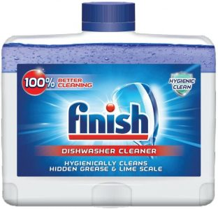 picture of Finish Dual Action Dishwasher Cleaner, 8.45oz, Sale