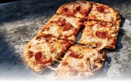 picture of Panera Bread: Free Flatbread Pizza