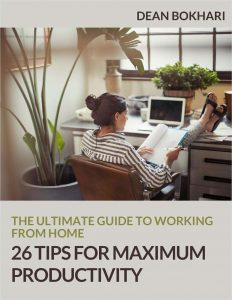picture of Free The Ultimate Guide to Working from Home: 26 Tips for Maximum Productivity eBook